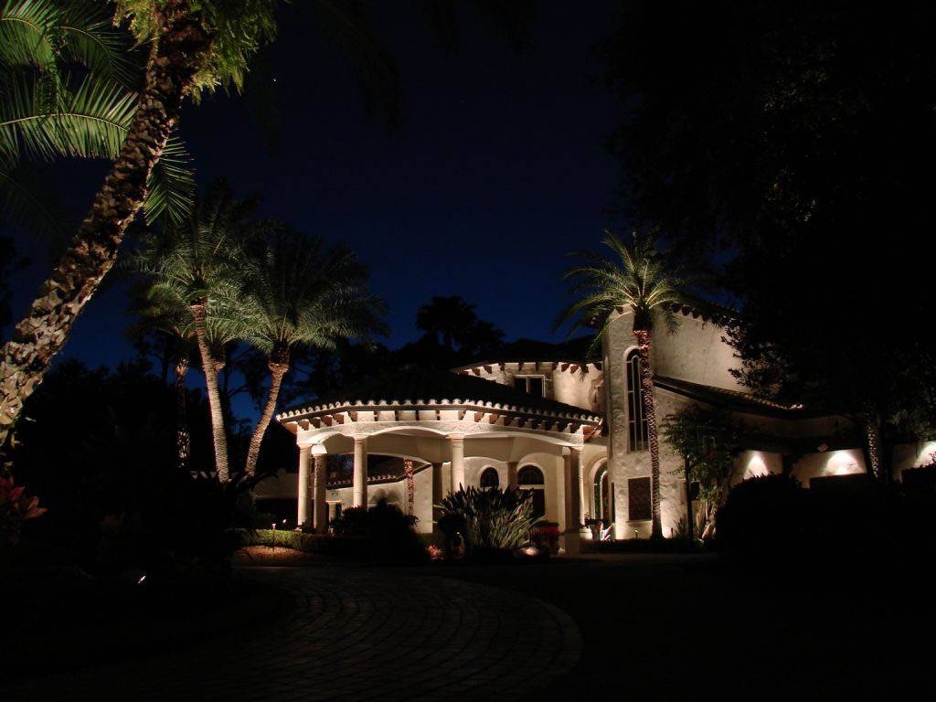 orlando landscape lighting contractor orlando florida outdoor
